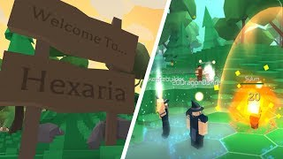 You NEED To Start Playing This Roblox Game | Hexaria MMORPG | iBeMaine