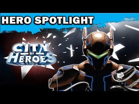 Who Is Positron? | Hero Spotlight | City Of Heroes