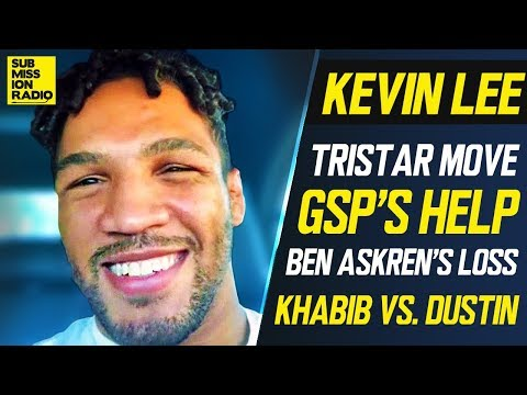 UFC's Kevin Lee turns to Firas Zahabi, Tristar Gym in effort to turn things around