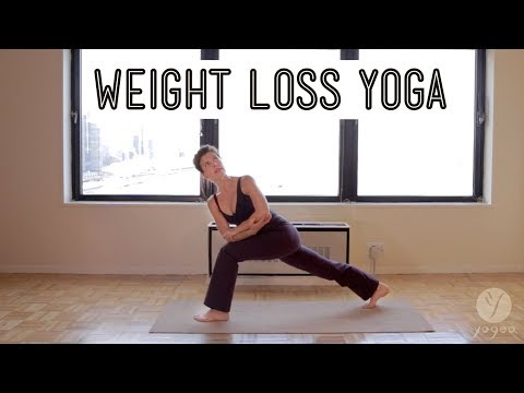 Weight Loss Yoga Routine: Think Thin (beginners level)
