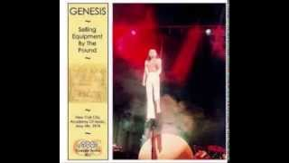 Genesis Live 1974 - Harold the barrel