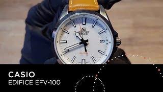 Обзор часов CASIO EDIFICE EFV-100 by DEKA
