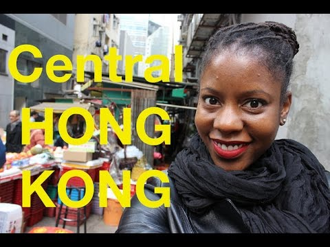 Hong Kong Travel Guide: Walking tour of Central Hong Kong (Queen's Rd, Soho & Midlevels Escalator)