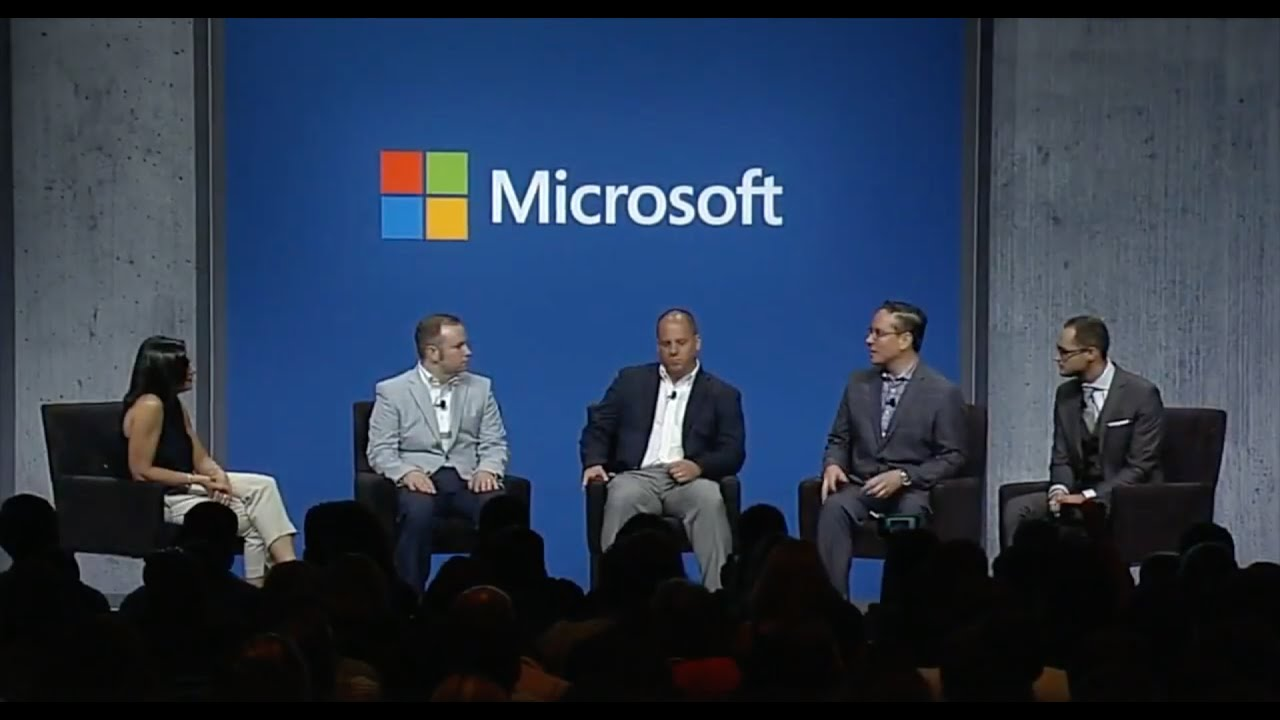 Henson Group speaks with Microsoft's corporate VP, Gavriella Schuster