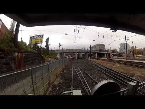 "Part 2 Amtrak's great Pennsylvania Railroad, a backwards ""Cab Ride"""