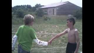 Kids Wrestling Larnas Nouveau Trailer !