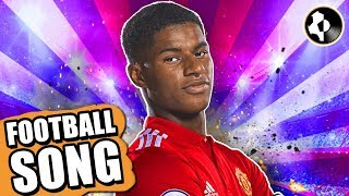 ♫ MARCUS RASHFORD - Frank Sinatra | New York New York Football Songs