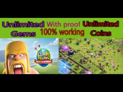 How To Download Clash Of Clans Mod Apk COC(unlimited Money +gems)