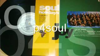 THE SOUNDS OF BLACKNESS - SOUL HOLIDAYS