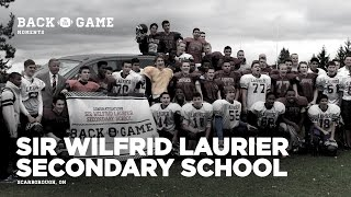 """""""Back in the Game"""" Moments - Sir Wilfrid Laurier"""