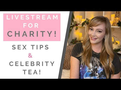 ADVICE LIVESTREAM FOR CHARITY: How To Turn A Guy On, Dating A Narcissist & Career Advice! | Shallon