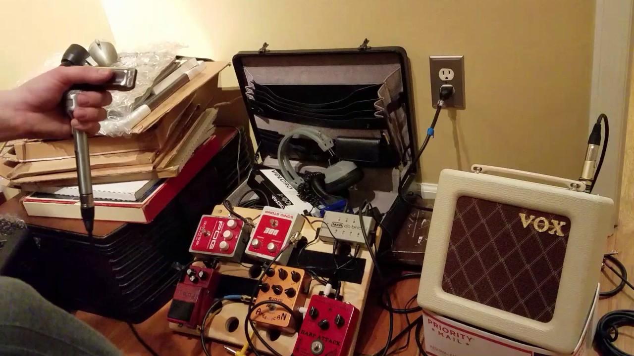 Vox Ac4Tv Mini Harp Demo