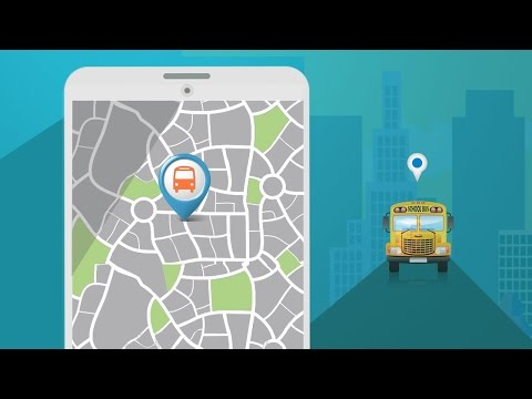 Best School Bus Tracking System from Edsys