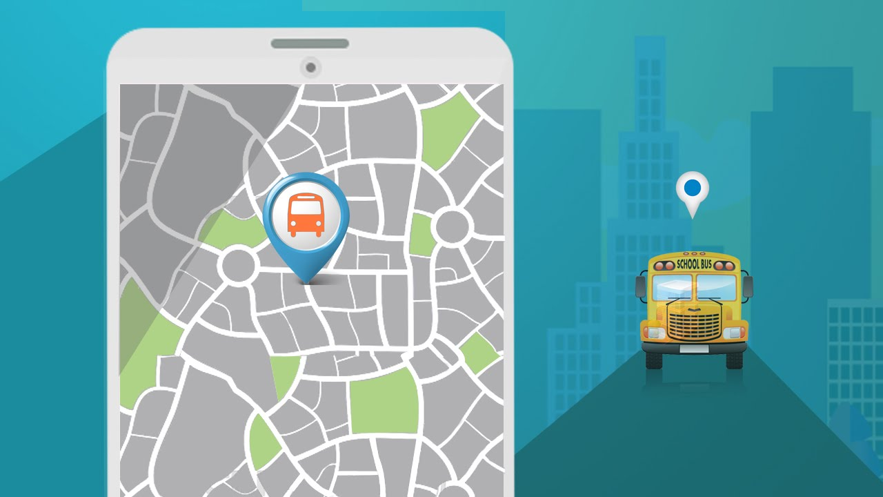 Best School Bus Tracking System From Edsys Youtube