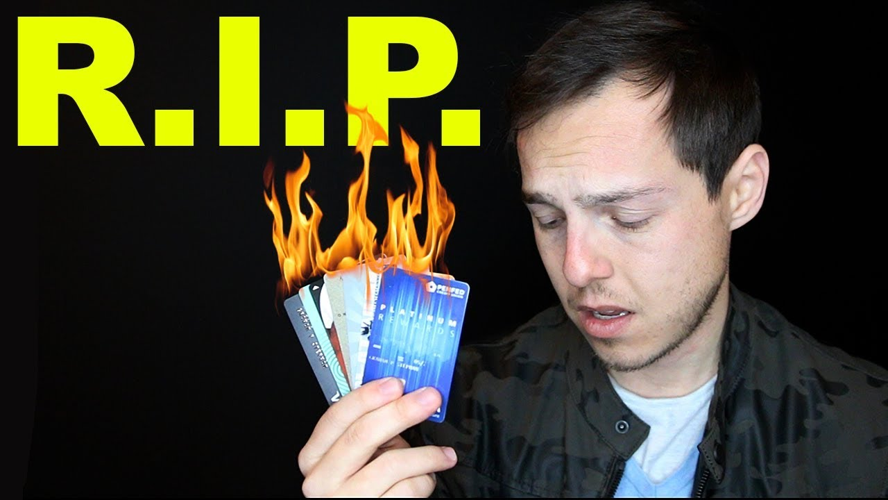 THE END of Credit Card Signup Bonuses?? - YouTube