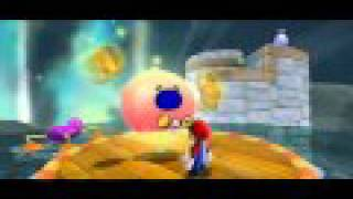 Super Mario Galaxy 2 - Cosmic Cove Galaxy's Hidden Star: Catch That Star Bunny