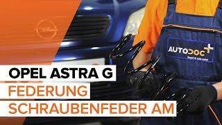 Wie Bremsbacken für Trommelbremse ASTRA G Hatchback (F48_, F08_) wechseln - Schritt-für-Schritt Videoanleitung