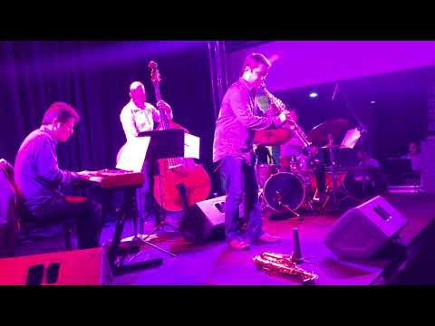 Sax Solos by Baptiste Herbin (Gig @ AABB 14.11.2017)