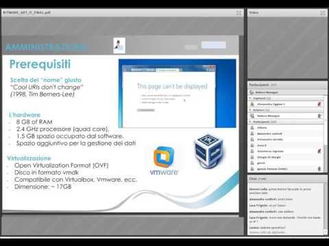 Gestione e distribuzione di dati marini: la suite software GET-IT