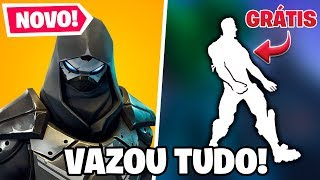 SKIN REVEALED, FREE GESTURE UND ALLE LEAKS!! | Fortnite