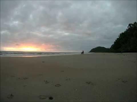 Time Lapse Sunrise Cape Tribulation Amanecer Australia