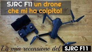 SJRC F11 un drone che mi ha colpito! recensione ITA