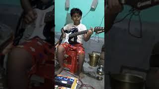 CHAND KENO ASENA AMAR GHORE GUITAR LEAD | চাঁদ কেন