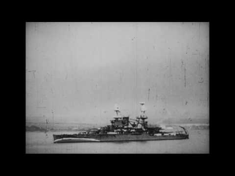 Japanese Planes Bomb Pearl Harbor, USS Arizona Explodes & Sinks