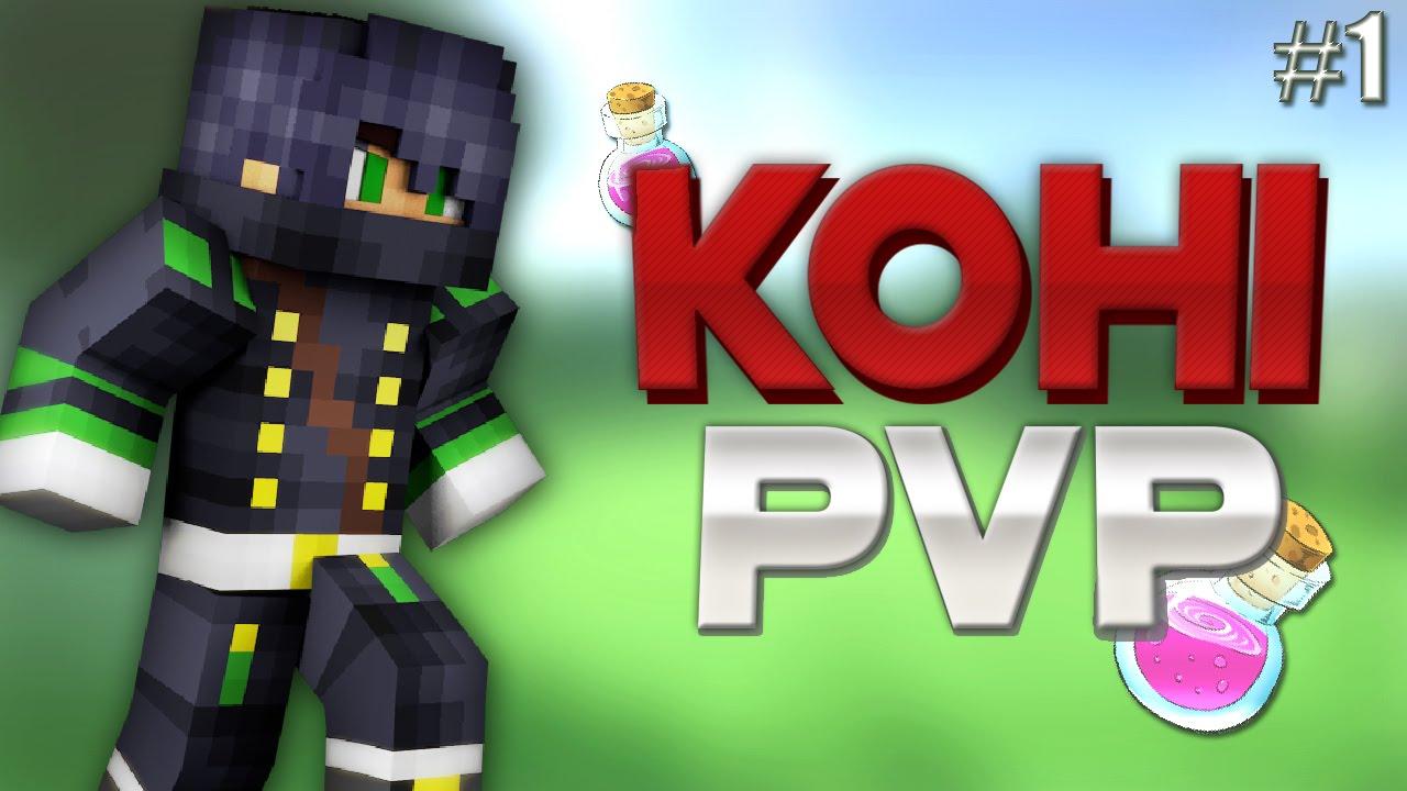 ♛ Kohi PvP 1v1 Montage (60 FPS) - ViYoutube