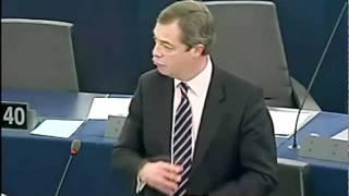 Telling it like it is ~ Nigel Farage UKIP MEP.flv
