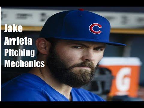 Jake Arrieta Pitching Mechanics