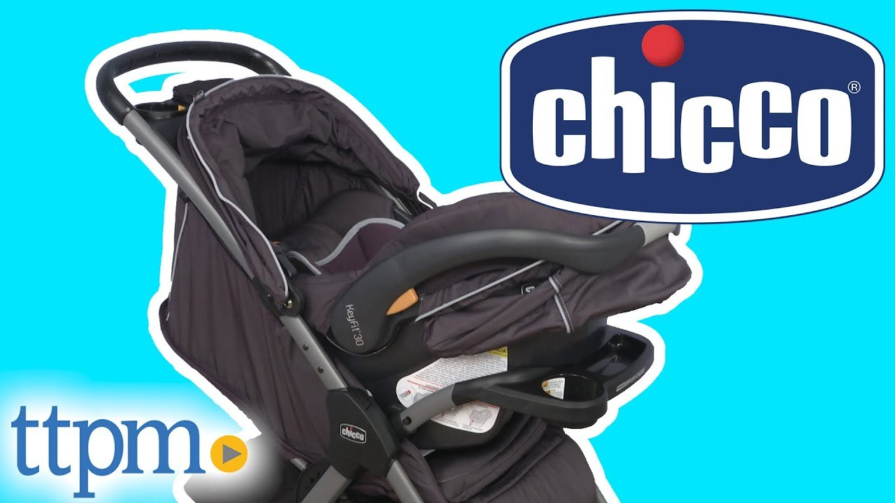 Mini Bravo Plus Travel System From Chicco