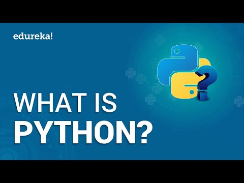 What is Python? | Python Programming For Beginners | Python