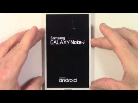 NEW SAMSUNG GALAXY NOTE 4 Unbox Ebay Purchase (Good Deal) White. Shadow What To Expect/Review