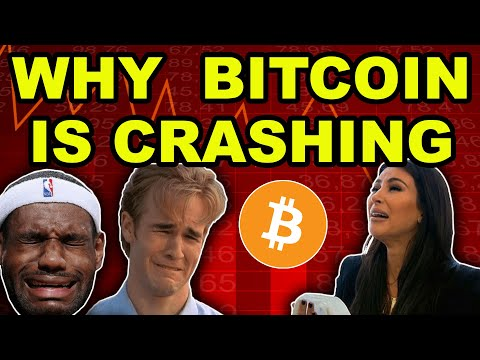 This Is Why Bitcoin Crashed... And Why It May Not Be Over
