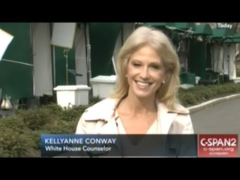 "Kellyanne Conway ""I Don't Understand Why It Is So Difficult To Get Beyond A Four Letter Word WALL"""