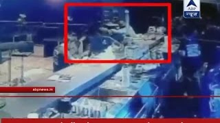 CCTV FOOTAGE: Sadanand Gowda's nephew allegedly assaults bouncer in a pub
