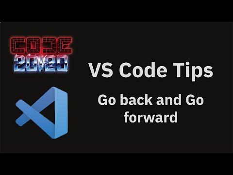 Go back and Go forward