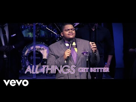 Live Black Gospel Music from Geoffrey Golden – All Things Get Better (Lyric Video)