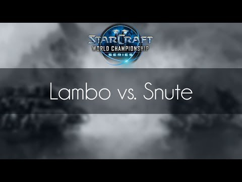 Lambo vs. Snute - ZvZ - WCS Leipzig Day#2
