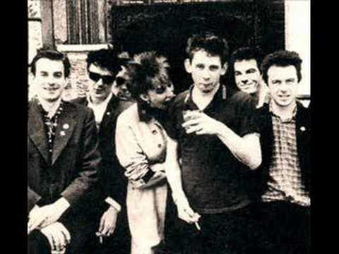 the Pogues - Dark Streets of London demo