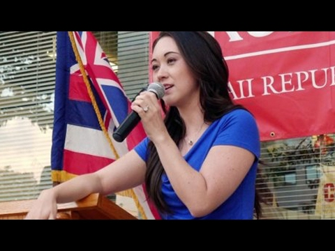 Free Speech Party Kicks Woman Out For Speaking Freely