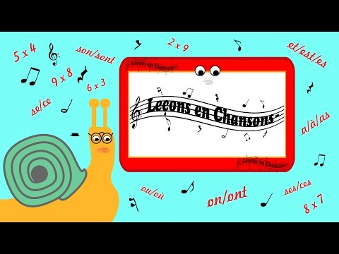 Table de 7 - Leçons en Chansons
