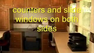 Kuntry Kustom Office or Cashier trailer for auction