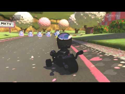 Wii U - Mario Kart 8 - Online Versus