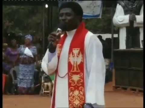 Holy adoration ghost ministry uke
