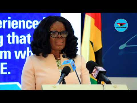 Parents must stay abreast of current cybercrime trends– Gloria Akuffo