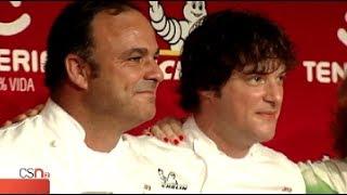Gambar cover Tres estrellas Michelin para el restaurante Aponiente del chef Ángel León