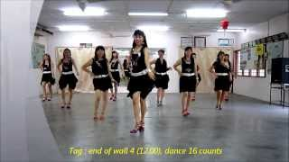 Video Ye Tao Hua 夜桃花 line dance (2/7/2012) by GS Ang download MP3, 3GP, MP4, WEBM, AVI, FLV November 2017