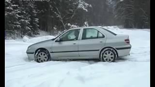 Урок №9  Движение по глубокому снегу